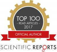 Scientific Reports - Top 100 Read Articles